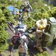 ヤシマ作戦 陸戦型ジム