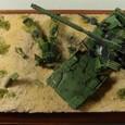 YMT-05 ジオン軍モビルタンク ヒルドルブ 全景